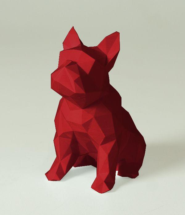 Bulldog Vermelho