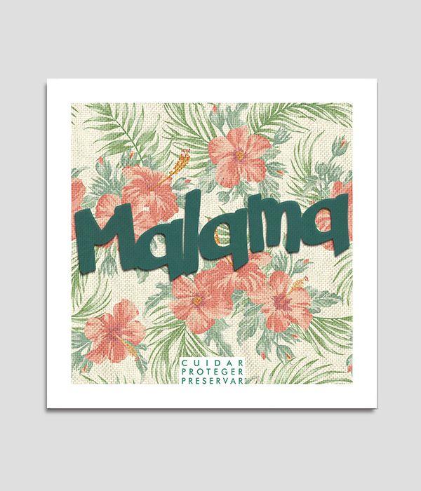 Quadro Decor Malama - Linha Hawaii