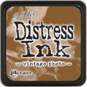 Carimbeira Mini Distress Ink - Vintage Photo