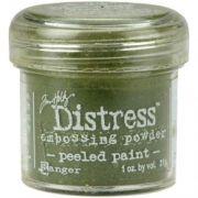 Pó para Emboss - Distress Embossing Powder - Peeled Paint