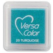 VersaColor Pigment Mini Ink Pad - Turquoise