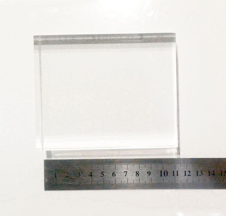 Base Acrílica 11 x 9 x 2 cm