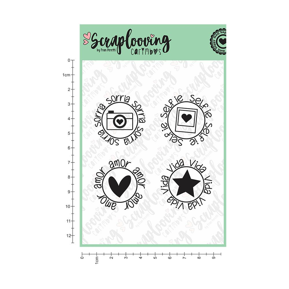 Cartela Cute Stamp