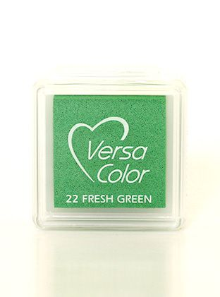 VersaColor Pigment Mini Ink Pad - Fresh Green