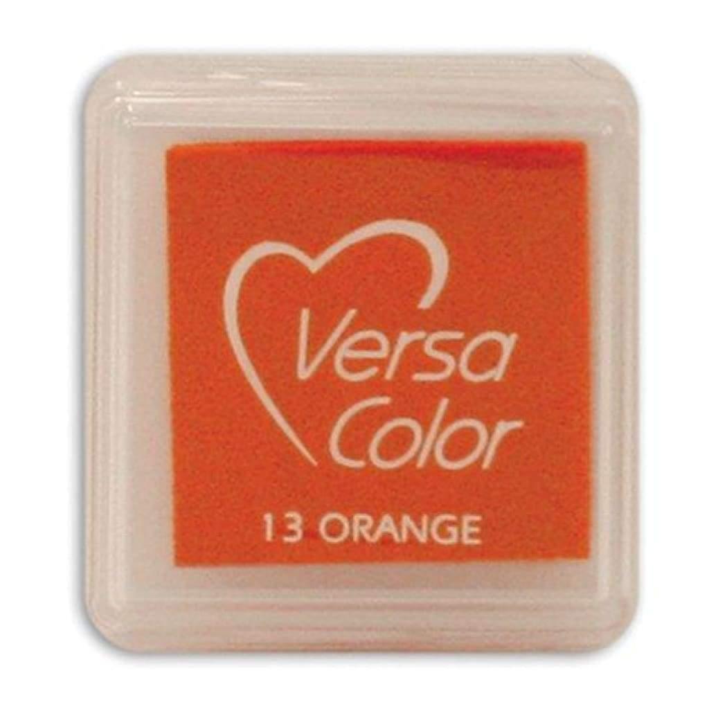 VersaColor Pigment Mini Ink Pad - Orange