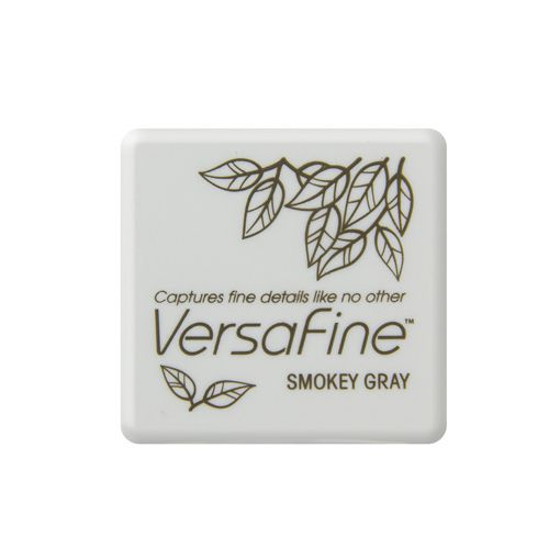 VersaFine Pigment Mini Ink Pad - Smokey Gray