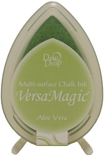 VersaMagic Dew Drop Multi-Surface Chalk Ink - Aloe Vera