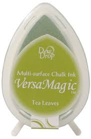 VersaMagic Dew Drop Multi-Surface Chalk Ink - Tea Leaves