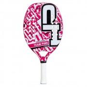 90905c9a9 Raquete Beach Tennis HP Team Pink