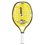 Raquete Beach Tennis MBT - LOGO YELLOW