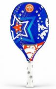 Raquete de Beach Tenis Turquoise Titan 4.1