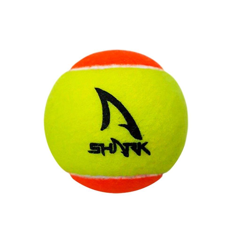 Bola de Beach Tennis Shark - Pach com 03 unidades