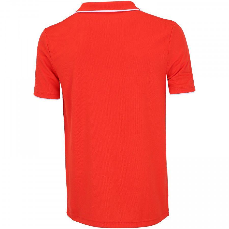 Camisa Polo Nike Dry Team Vermelha