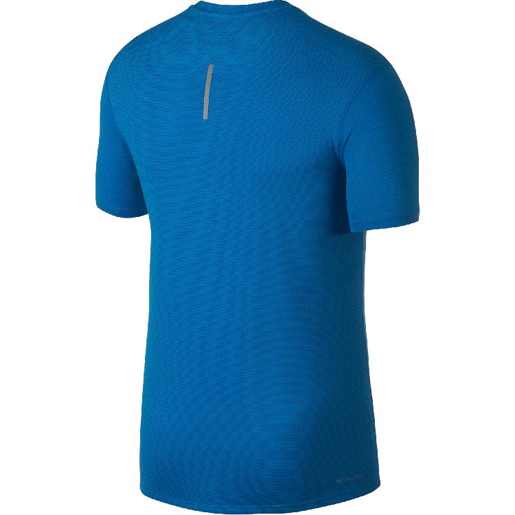Camiseta Nike Zonal Cooling Relay - Azul