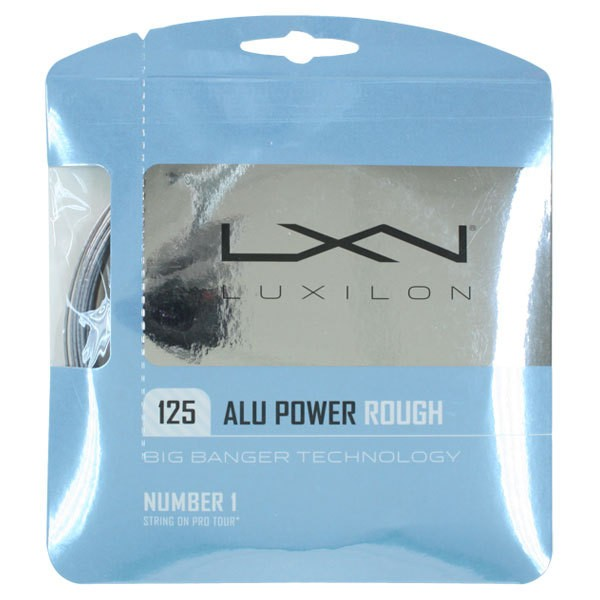 Corda Luxilon Alu Power Rough 125 - 16L  - Set Individual