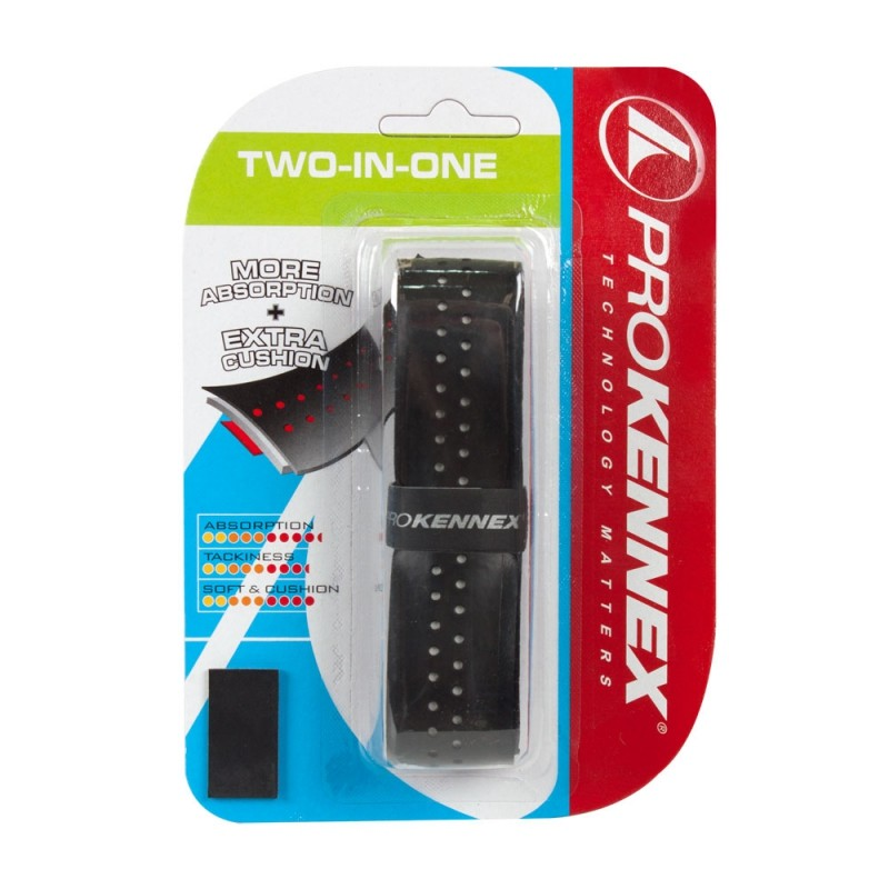 Cushion Grip Prokennex Two-in-one