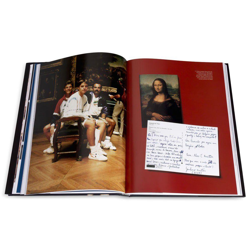 Livro Guga - Imagens de uma Vida