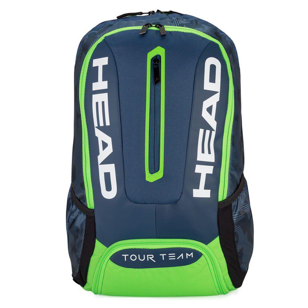 Mochila HEAD Tour Team New Verde