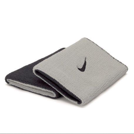Munhequeira Nike Dri-Fit Dupla Face Longa - Cores - 02 Unidades