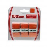Overgrip Wilson Pro Soft - 3 Unidades
