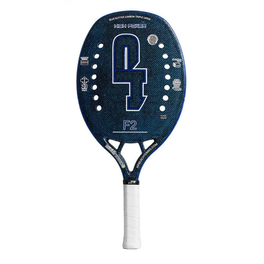 Raquete Beach Tennis HP F2 BLUE (MODELO 2019)