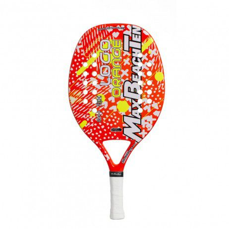 Raquete Beach Tennis MBT - LOGO ORANGE