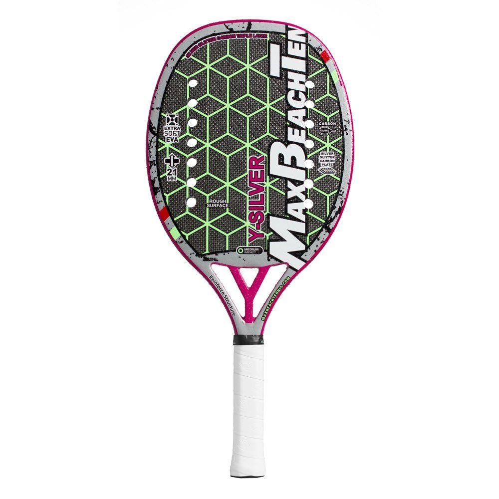 Raquete Beach Tennis MBT Y-SILVER (MODELO 2019)