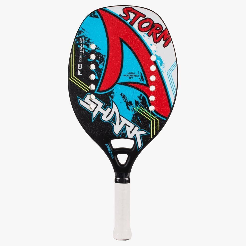 Raquete de Beach Tennis Shark - Storm