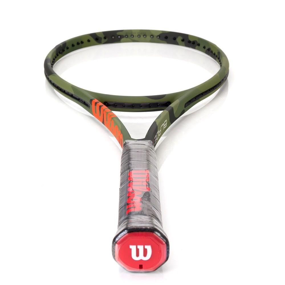 Raquete de Tênis Wilson Blade 98L CAMO EDITION