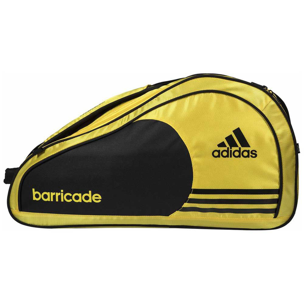 Raqueteira de Beach Tennis Adidas Barricade Amarela