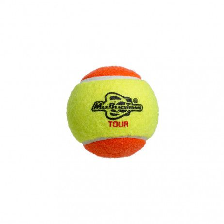 Bola de Beach Tennis MBT Tour 2018 Saco Com 60 Unidades