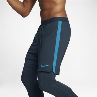 Shorts Calça Nike Dry Squad 2 em 1 Masculino