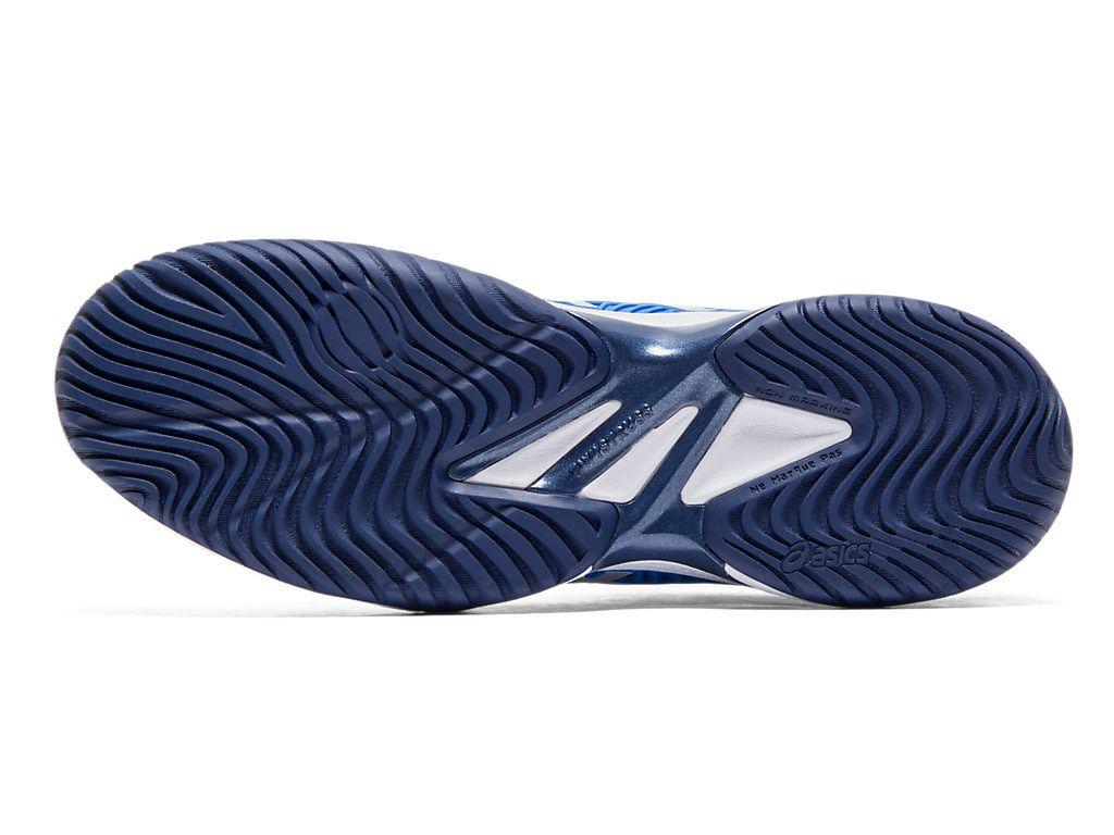 Tênis Asics Gel Court FF Novak Azul e Branco