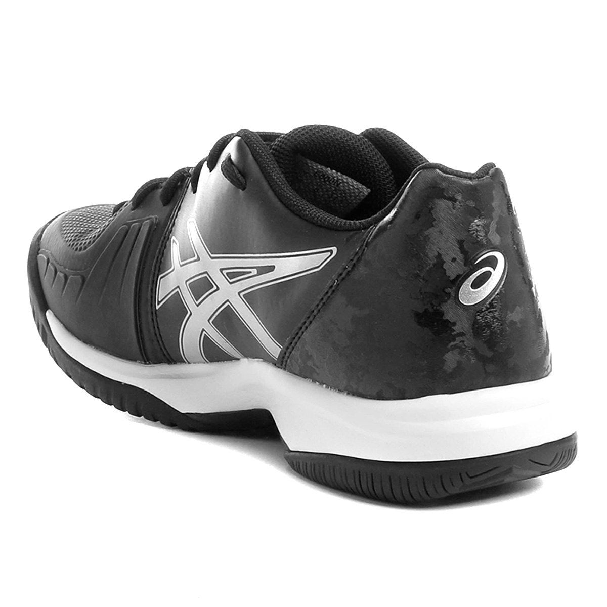 Tênis Asics Gel Court Speed - Preto e Branco