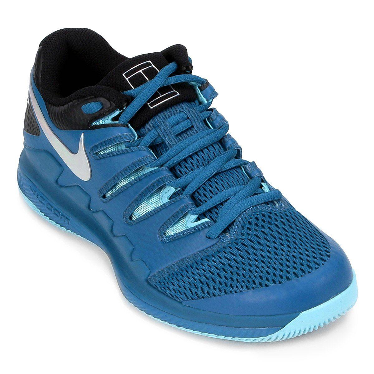 9e6c206e345 Tênis Nike Air Zoom Vapor X Masculino - Roger Federer - PROTENISTA ...