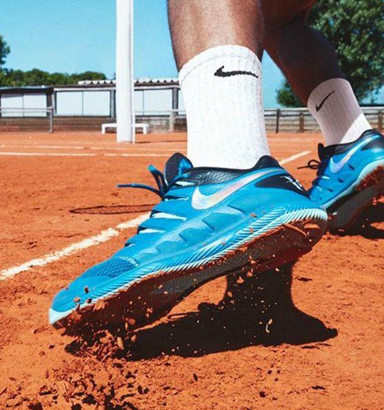 4973a09d33b ... Tênis Nike Air Zoom Vapor X Masculino - Roger Federer - PROTENISTA