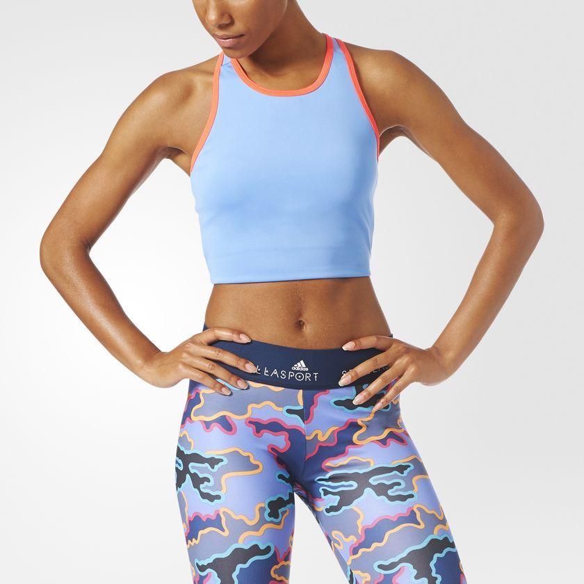 Top Adidas Crop Bra StellaSport