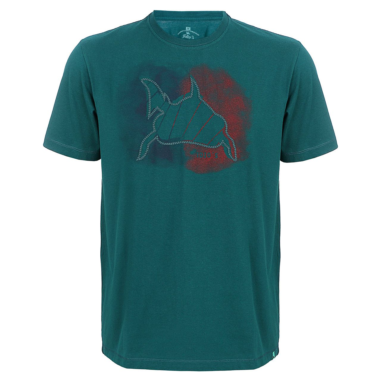 CAMISETA M/C RHODES RANCH