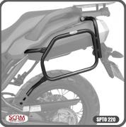 Afastador Alforge Yamaha Tenere660 2011+ Scam Spto220