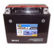 Bateria Moura MA10-E Kawasaki 600 cc ZX 600 E, F Ninja ZX-6, 6R 1993 - 2002