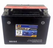 Bateria Moura MA10-E Kawasaki 650 cc Ninja 650 R 2006 - 2011