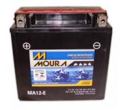 BATERIA MOURA MA12-E BMW 800 cc F 800 ST, GS, GT, R, ADV