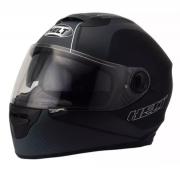 Capacete HELT RACE GLASS ROAD Preto Fosco T61