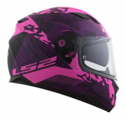 CAPACETE LS2 FF320 STREAM HYPE PINK 56