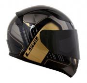 CAPACETE LS2 FF353 RAPID MEDAL GOLD 60