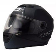 Capacete RACE GASS ROAD Preto Fosco T60