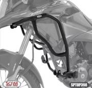 Honda Xre190 2016+ Protetor Motor Carenagem Scam Sptop398