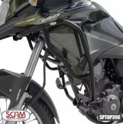 Honda Xre190 2016+ Scam Sptop398 Protetor Motor Carenagem
