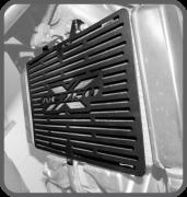 Protetor de Radiador NC 700X NC 750X TODOS