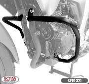 Protetor Motor Carenagem Fazer 250 2018+ Spto321